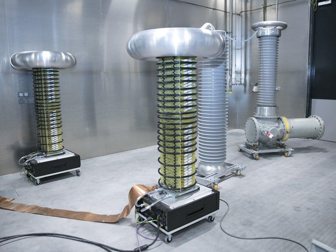 200kV DC & 400kV DC test platforms