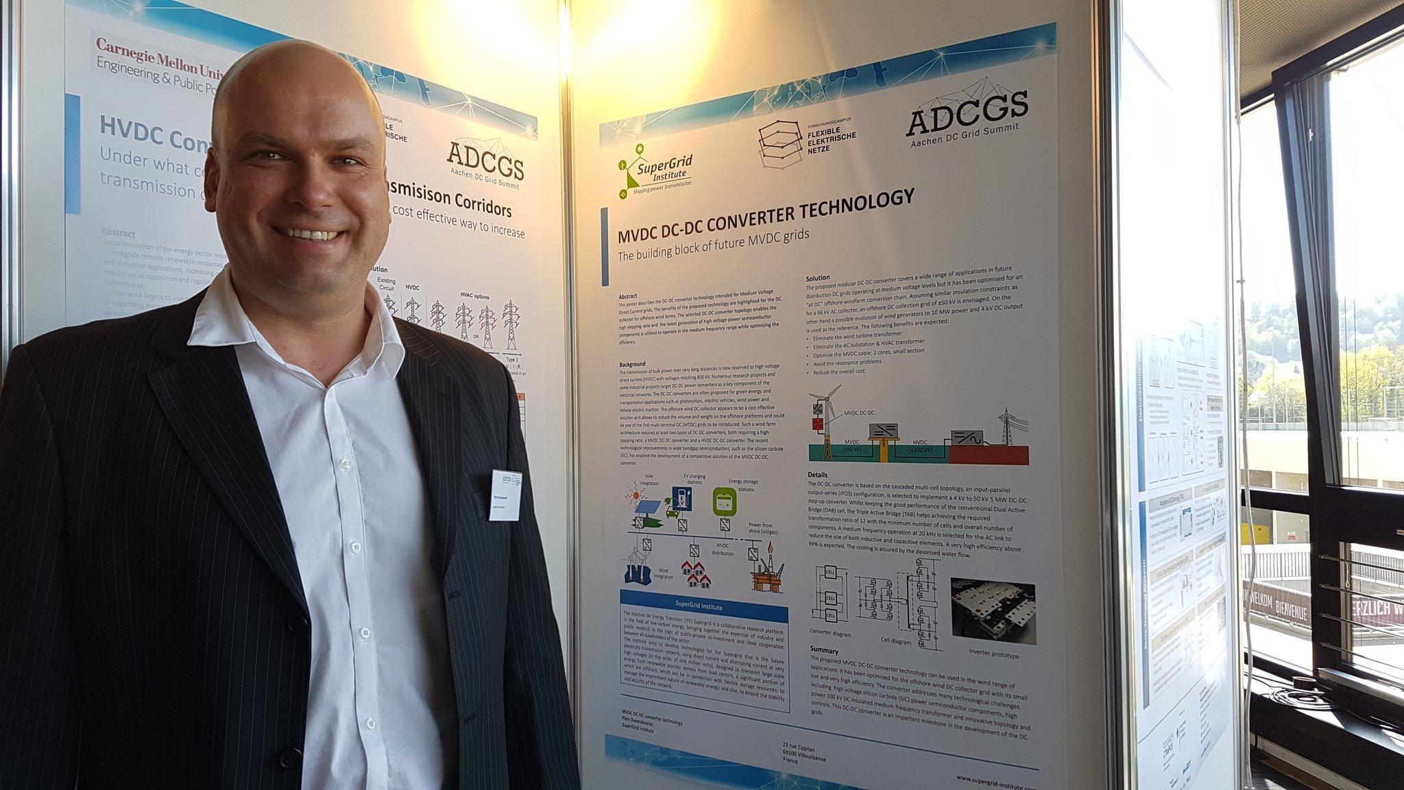 ADCGS_Aachen_DC_Grid_Summit_Piotr_DWORAKOWSKI_poster_SUPERGRID_INSTITUTE