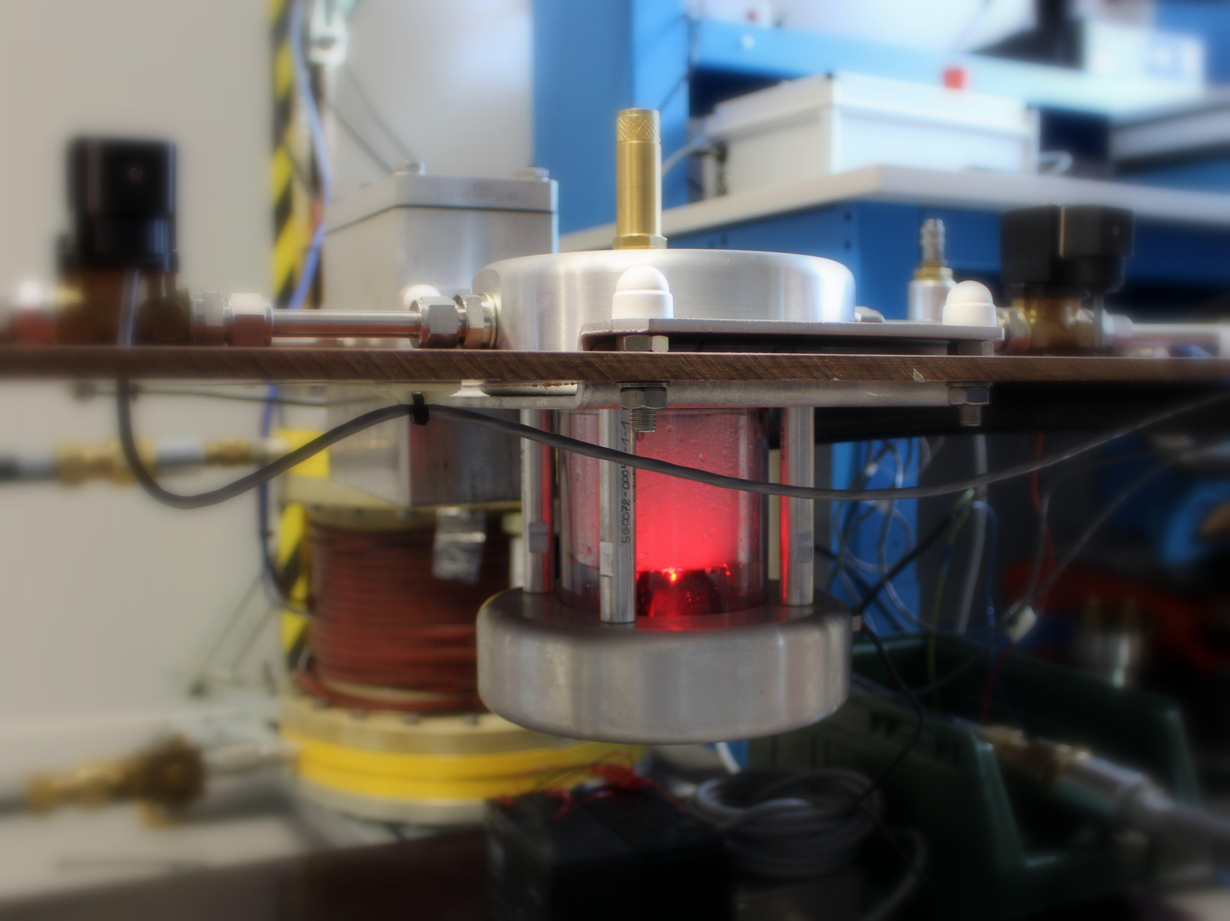 Plateforme de test de conductivité DC