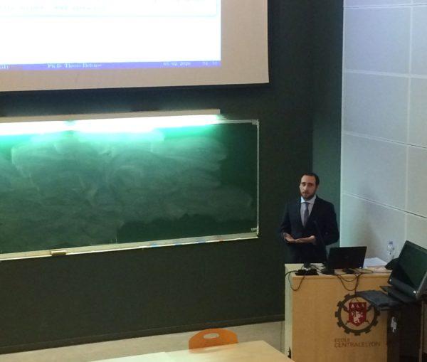 PhD ERRANTE Paolo_SuperGrid Institute