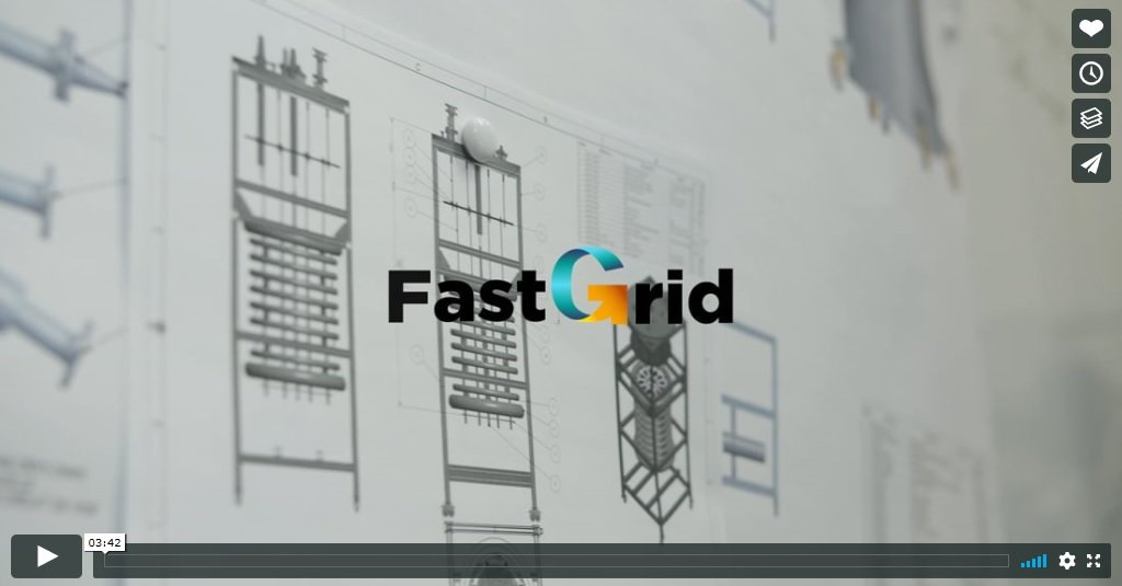 Video FastGrid project
