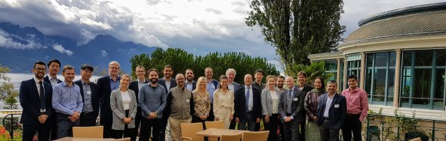 ISGAN micro vs MEGA grid workshop in Montreux