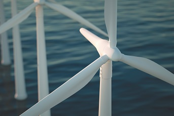 Offshore wind farms benefits.