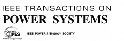 Publication on A Novel Distributed Supplementary Control of MTDC grids for Rotor Angle Stability Enhancement of AC/DC Systems inIEEE Transactions on Power Systems