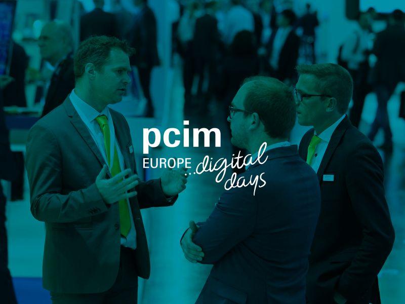 PCIM Europe Digital Days 2021