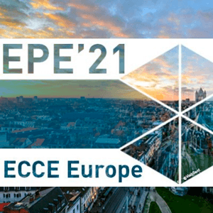 Our power electronics expertise at EPE'21 ECCE Europe!